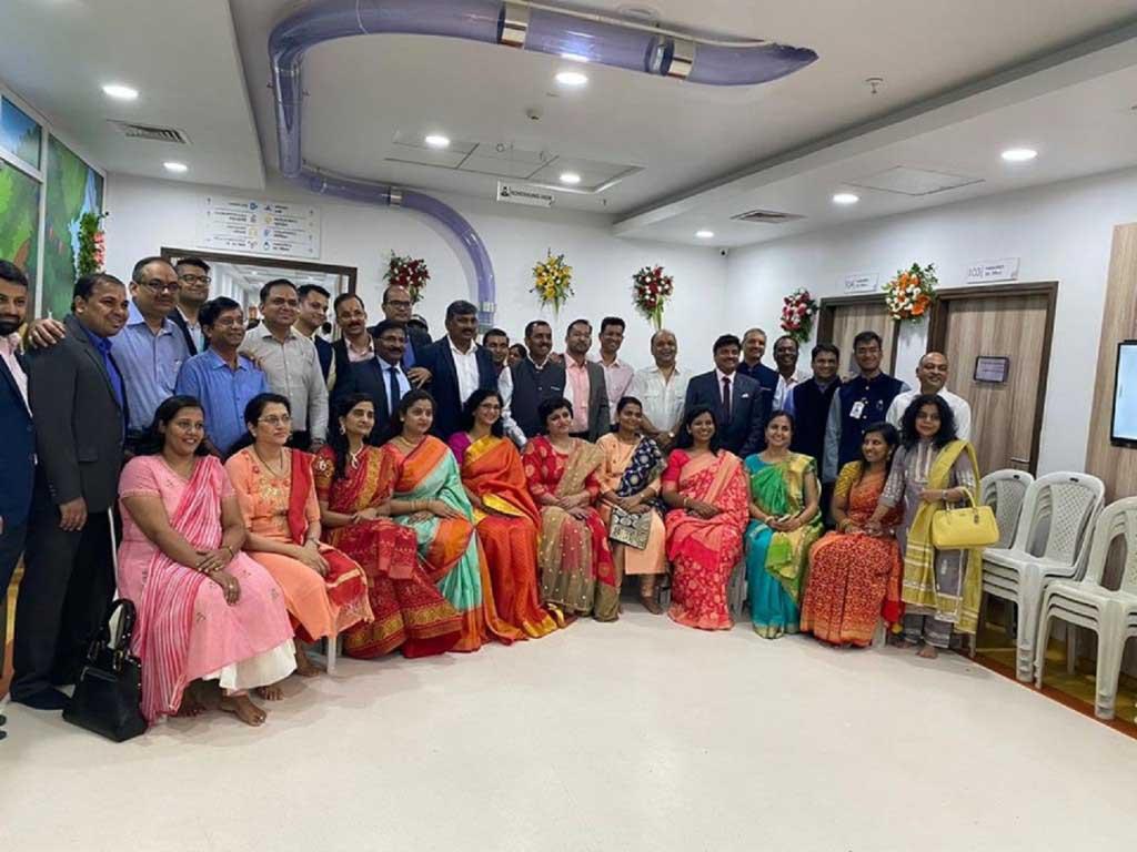 Kingsway Hospitals - Shree Muhurat Puja